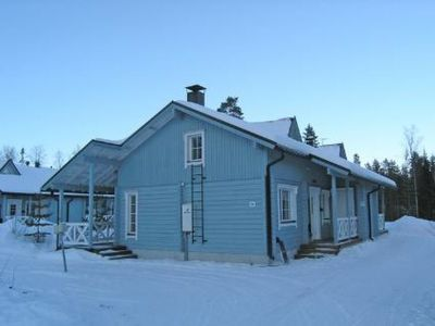 Photo for Vacation home Klz 1. akvamariini in Sotkamo - 8 persons, 2 bedrooms