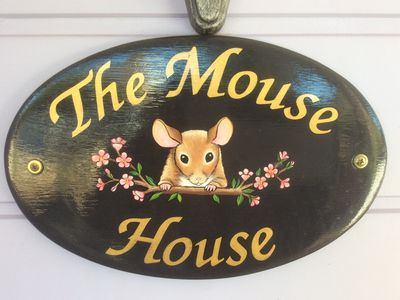 Photo for The   Mouse   House. (Very Large Posh Mousehouse)