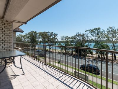 Photo for Maroochydore  River Front Views  Apartment  Unit 8 Coral Breeze