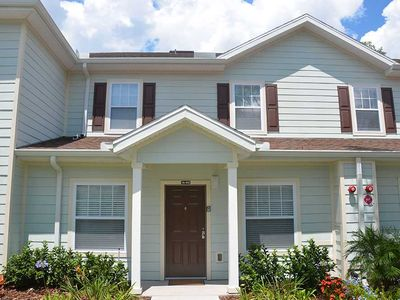 Photo for 3 bedroom villa, best location 5 minutes from Disney