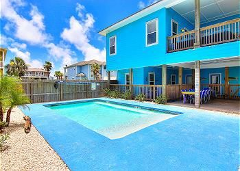 Photo for The Gnarly Marlin: PRIVATE **HEATED POOL**, Close to Beach, Pet Friendly