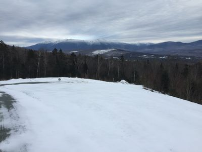 Photo for Secluded Mountain House On Private Road With Views Of The Presidential Range