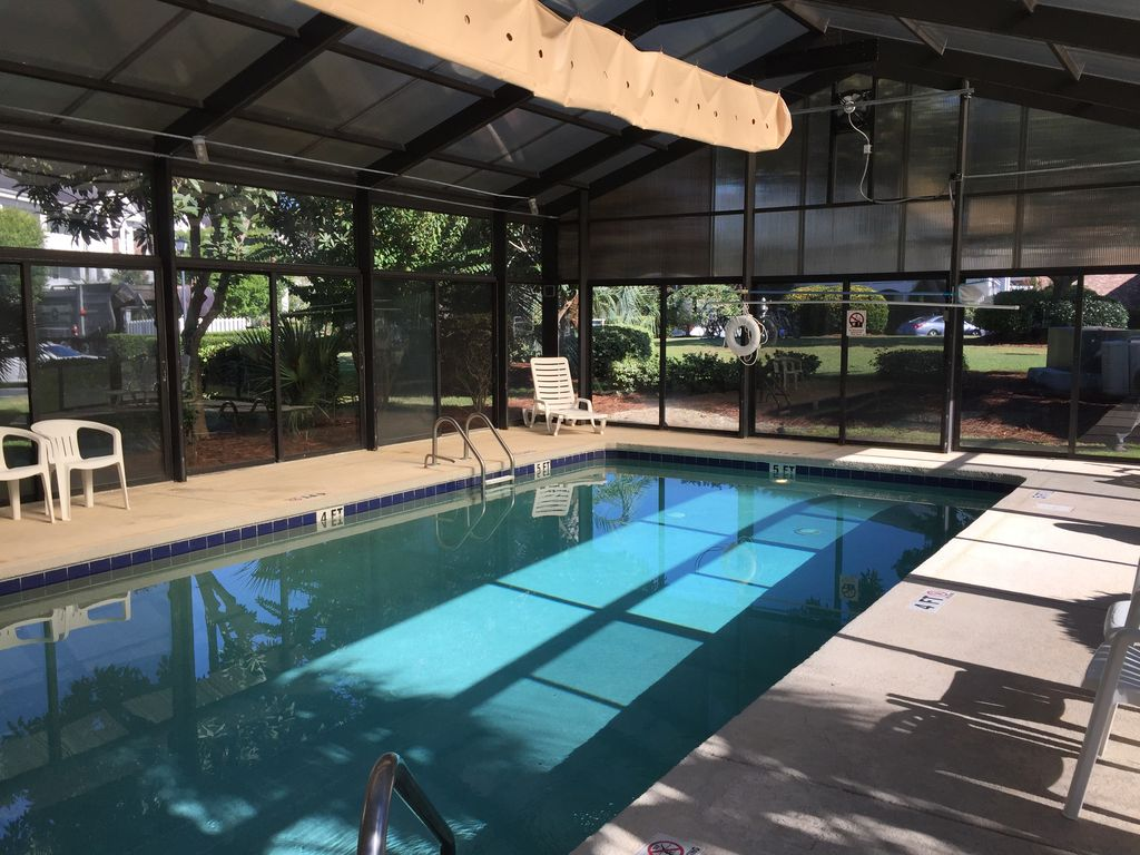 2 Bedroom Golf Condo Outdoor Swimming Pool Indoor Swimming Pool Wifi Forestbrook South