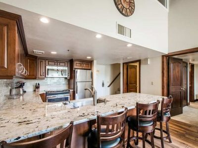 Photo for Resort Center 3BD - Contemporary Luxury Loft At Park City Mountain Ski In Ski Out