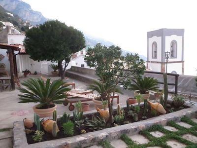 Photo for Villa on the Amalfi Coast with Large Sea View Garden