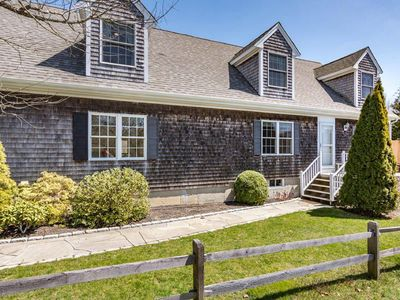 Photo for Walk to Edgartown - Beachy Cape-Style Home With Many Upgrades Throughout!