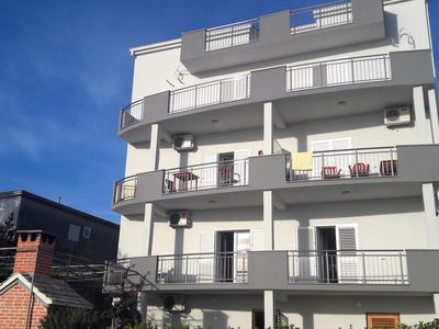 Photo for One bedroom apartment with air-conditioning Podstrana (Split)