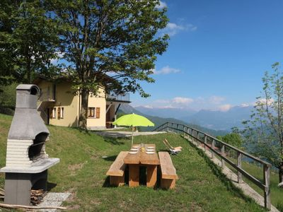 Photo for Apartment Casa tre Laghi (PLZ497) in Porlezza - 5 persons, 2 bedrooms
