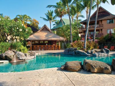 Photo for WYNDHAM KONA HAWAIIAN RESORT - 2 BDRM 2 BATH CONDO UNIT: 12/1-12/8/18