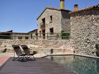 The location of the house at Sant Miquel is fabulous: away from everything, in t ...