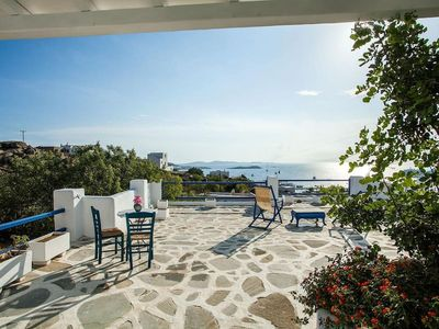 Photo for Aria Suites by itravelhome 2BR in Mykonos Town
