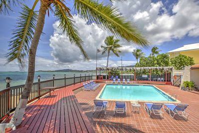 Enjoy access to the private community's wonderful, beachfront amenities!