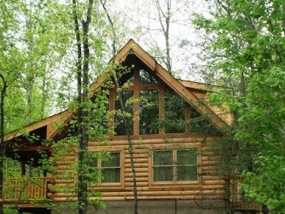 Photo for 3 Level  2982 sqft Luxurious Cabin in Smoky Mountains Tn Gatlinburg Pigeon Forge