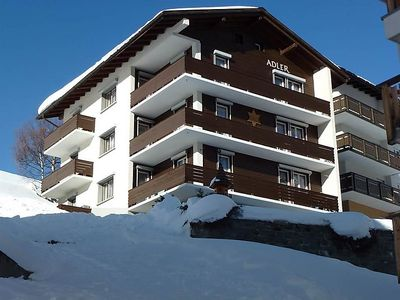 Photo for Apartment Adler in Saas-Fee - 4 persons, 2 bedrooms