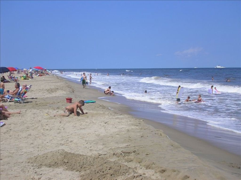 The North End Of Va Beach Has Widest Prettiest Beaches In Area