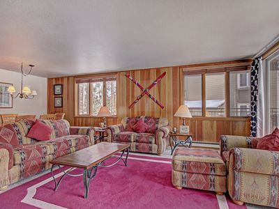 Photo for Newly Renovated 2 Bedroom Unit in the Pines with Large Wraparound Deck!