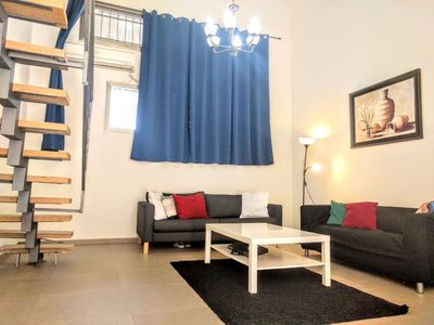 Photo for 1BR House Vacation Rental in Tel Aviv-Yafo, Tel Aviv District