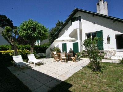 Photo for Basque style family home with annex - Beach within 600 meters!