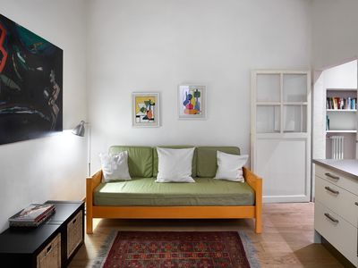 Photo for Butterfly - Romantic 1 bdr steps from San Marco, Florence