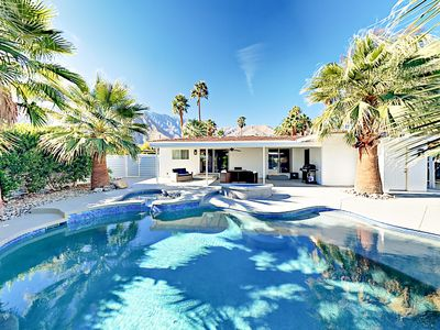 Pool - Welcome to Palm Springs! This lovely home is professionally managed by TurnKey Vacation Rentals.