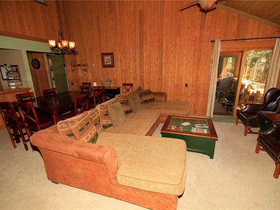Photo for Mountainback #97, Loft: 2.5 BR / 3 BA  in Mammoth Lakes, Sleeps 8
