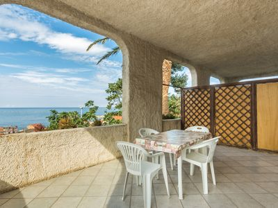 Photo for 2BR Apartment Vacation Rental in S'Archittu, Sardegna