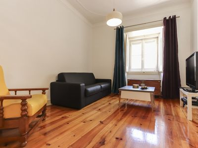 Photo for Mouraria neighbourhood stylish apartment easy access city center