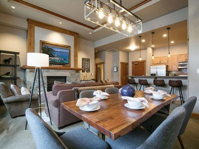 Photo for New Listing in the Heart of the Village at Northstar! Iron Horse South 106