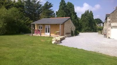 Photo for 1BR Chalet Vacation Rental in NOYAL-PONTIVY, Bretagne
