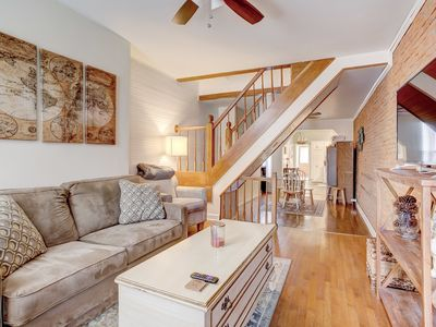 Photo for Beautiful Home Located Near Inner Harbor and Stadiums