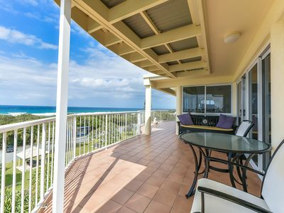 Photo for Prestigious Penthouse with sublime ocean views! - Unit 5/47 Lorikeet Drive