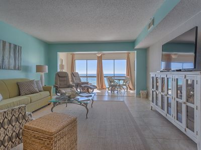 Photo for Edgewater West 61 Gulf Shores Gulf Front Vacation Condo Rental - Meyer Vacation Rentals