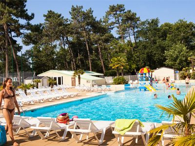 Photo for Camping La Pinede **** - mobile home 6 people - 3 bedrooms 6 places