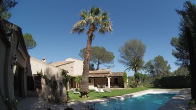 Photo for Charming ***** 8 p. Villa with private pool