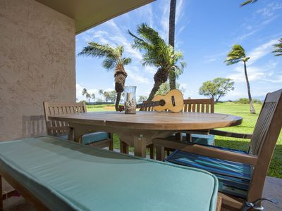 Photo for Luana Kai #A-103 2Bd/2Ba Ocean View, Ground Floor, A/C, Great Rates! Sleeps 7