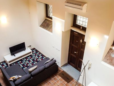 Photo for Sangiuliano apartment in Catania with integrated air conditioning.