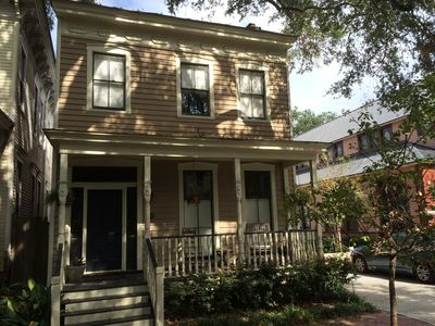 Beautifully restored home with 1 off-street parking space included