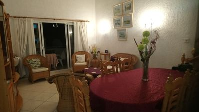 Photo for Luxury apartment near the sea in Flic en Flac, with 2 swimming pools and Wi-Fi
