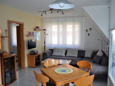 Photo for Anlage am Wehrberg Apartment 14, 6 persons, non-smoking, WiFi, balcony, quiet location