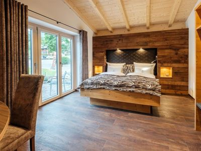 Photo for Apartment, bath, toilet, 2 bedrooms - Mountain Chalet Baad