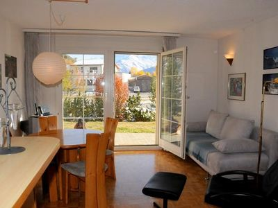 Photo for Holiday apartment Samedan for 2 - 4 persons with 1 bedroom - Holiday apartment