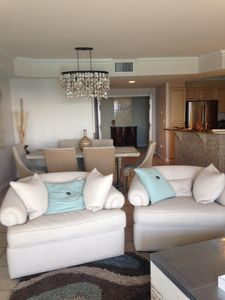 Photo for Beautiful Gulf Front condo- Newly Renovated in June. All new kitchen and baths.
