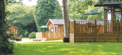 Photo for 2 Bedroom Deluxe Lodge at Hilton Woods