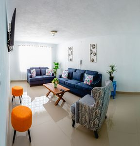 Cozy house near to Airport, Mayan archeological park, restaurants, malls
