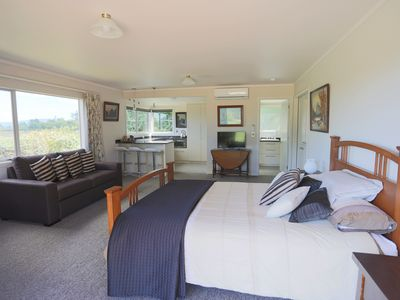 Photo for Hamurana Retreat - nice & peaceful rural location with views