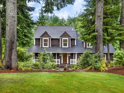 Photo for Elk Meadows ~ Snoqualmie River Estate ~ A Pacfic Northwest Gem