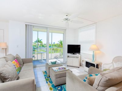 Photo for Walk to Barefoot Beach - Tennis Courts - Two Pools - Free unit 5303
