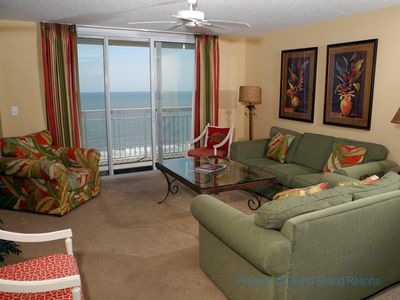 Photo for Crescent Shores Oceanfront Unit 1103! Stunning Condo. Book your get away today!