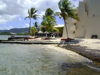 Mill Harbour beachfront view