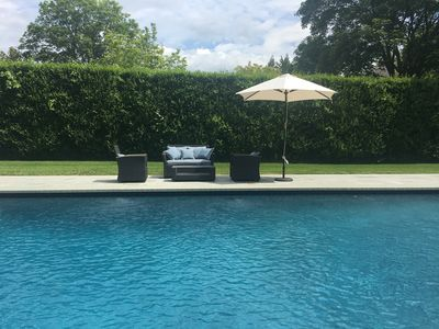 Photo for Luxury in Southampton Village, Mint 5-BR Renovation South of the Highway